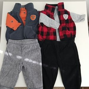 Carter's Matching Sets - 2 Outfits